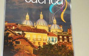 【厄瓜多尔图片】厄瓜多尔教堂之城CUENCA自驾游
