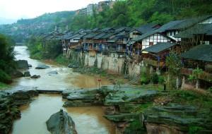 【中山古镇图片】消逝的水上繁华—中山古镇