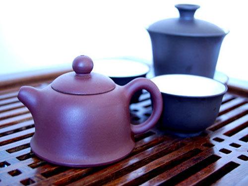泡茶茶具-铁观音安溪式泡饮法