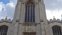 剑桥景点-圣玛丽大教堂(Great St Mary's Church)
