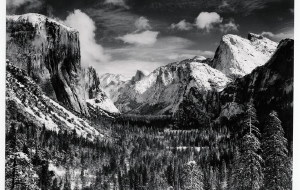 【优胜美地国家公园图片】亲临安塞尔·亚当斯镜头下的优胜美地。