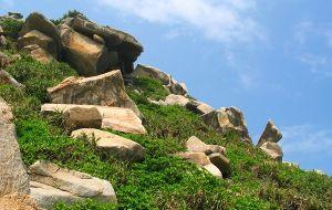 【万宁图片】礁岩徒步——后鞍岭