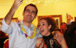 【锡切斯图片】在西切斯的艺术酒店迎新年之五:最美的舞姿