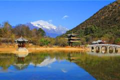 游遍中国自由行----2013年春节游二十一天行程之(云南丽江)
