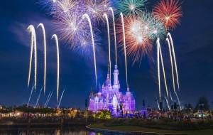 【上海迪士尼图片】魔都大上海,神奇迪士尼