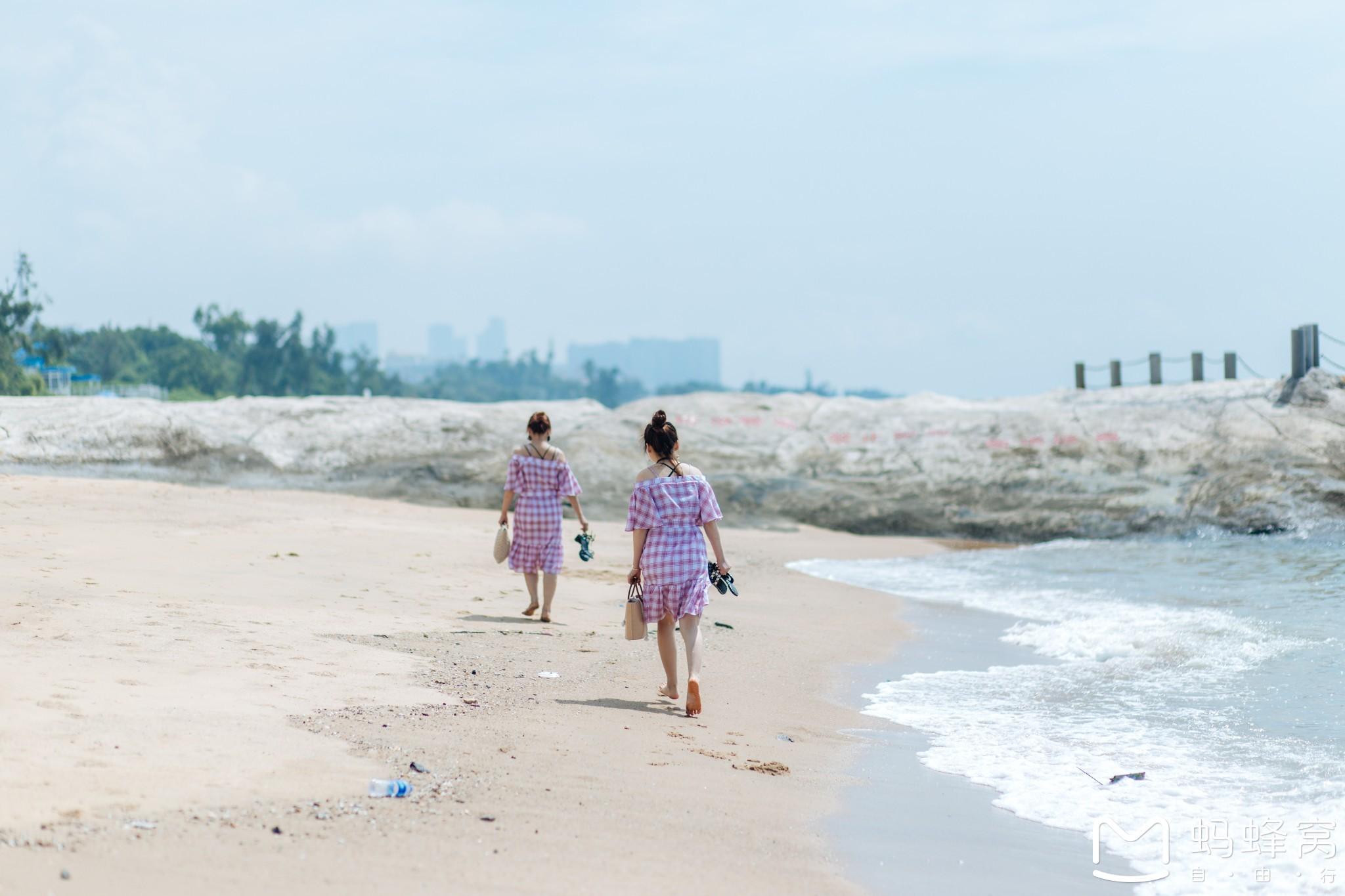 黄厝海滩,黄厝海滩旅游景点介绍,攻略-天气加