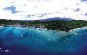 【海豚湾图片】浪漫地名PG海豚湾,浪漫酒店15世纪风格古城堡酒店,配浪漫节日情人节,我们的潜水之旅