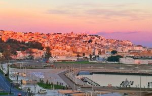 【摩洛哥图片】丹吉尔 照亮你的航程