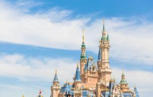 【上海迪士尼度假区图片】少女心爆棚的梦幻迪士尼之行,一起来点亮心中的奇梦吧!