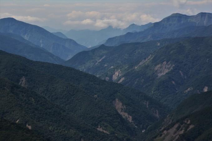 玉山有多少人口_台湾阿里山我来了 眼前的景色真是太美啦
