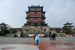 中国四大名楼游