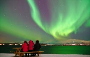 【斯德哥尔摩图片】行走在北极圈的冰天雪地,追逐极光的踪迹 | 瑞典、挪威8日自驾游