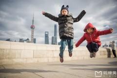 上海亲子旅拍,美的享受!