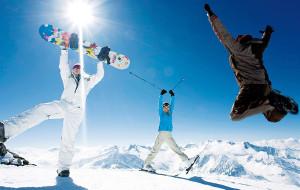 普罗旺斯娱乐-法国塞尔舍瓦利耶滑雪场