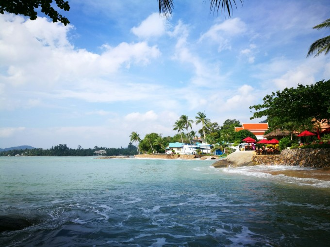 苏梅岛休闲五天游