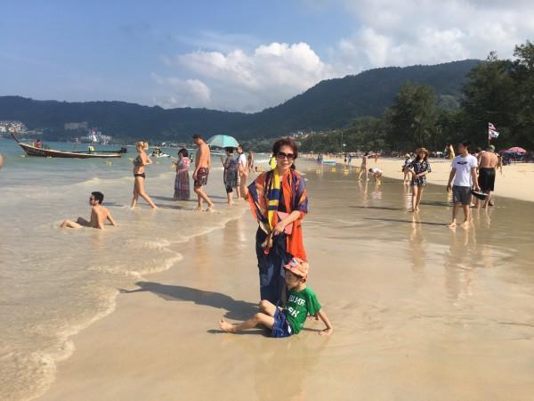 泰国普吉岛奶奶大宝7天6晚老人小孩亲子游