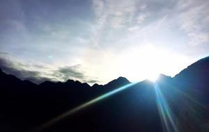 【马丘比丘图片】乌鲁班巴河谷的风,吹不走安第斯山颠的迷雾