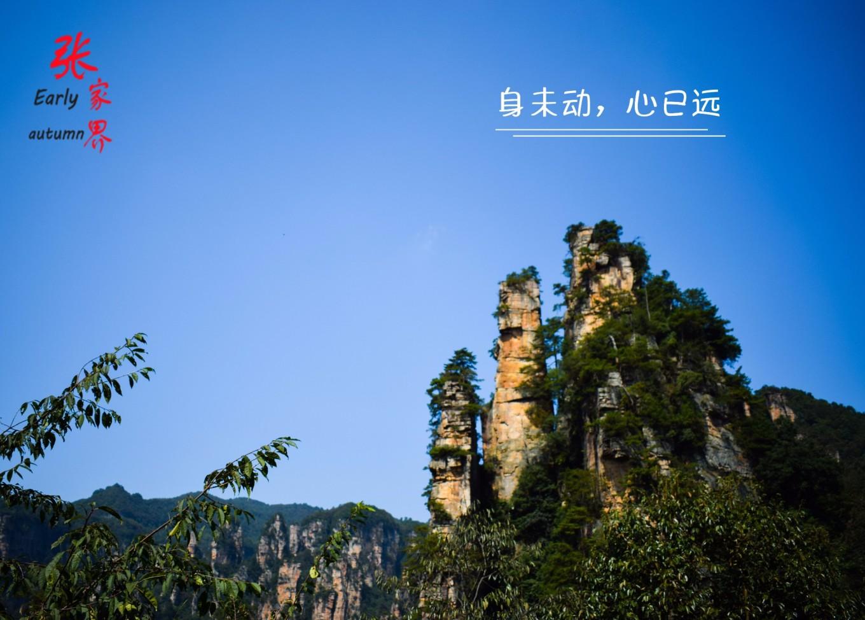 张家界旅游,深圳到张家界森林公园二日游