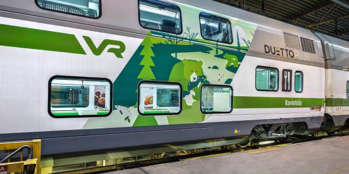 铁路火车票预订官网_详解芬兰VR火车,从订票到车厢状况 - 马蜂窝