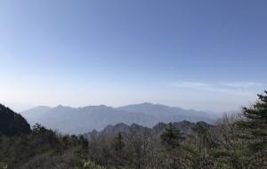 【西峡图片】长江黄河分水岭,八百里伏牛山