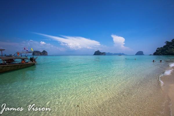 芥末的旅行摄 - 泰国甲米 兰塔岛 rok岛 haa岛 奈岛 克雷登岛