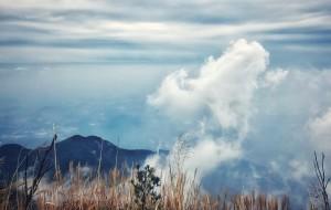 【博罗图片】不畏浮云遮望眼 | 秋日登顶岭南第一山