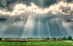 【梅里雪山图片】心向梅里,左手雨崩,右手泸沽湖。