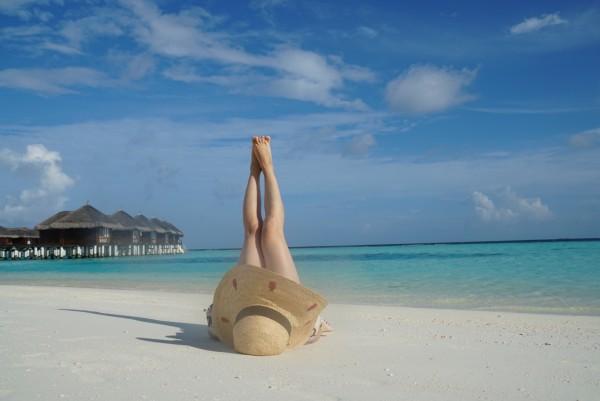 国庆马尔代夫蜜月之行-马富士瓦鲁岛