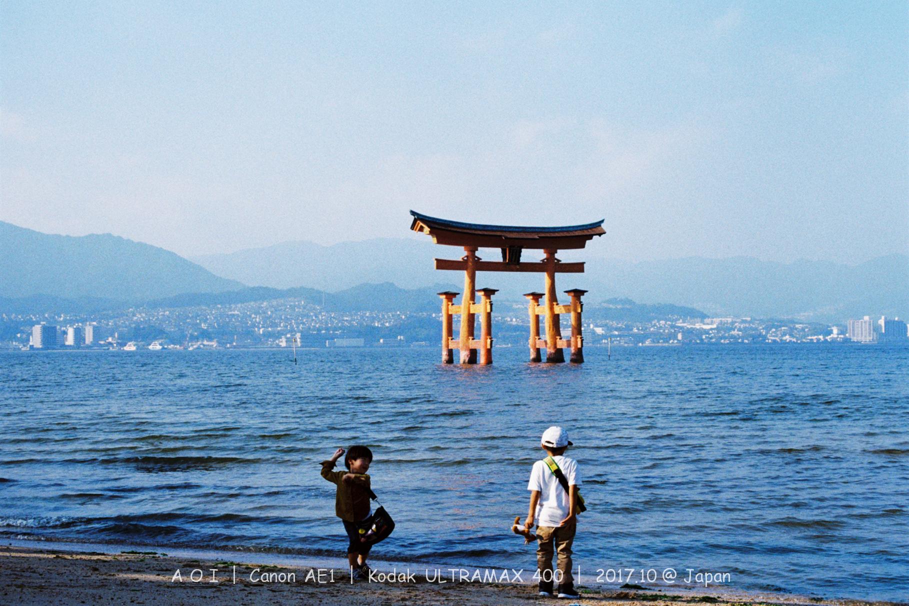 【日本 ● 秋 ● 中国地区 / 鸟取-岛根-广岛-...