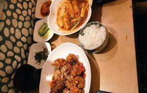 英国美食-Seoul Kimchi