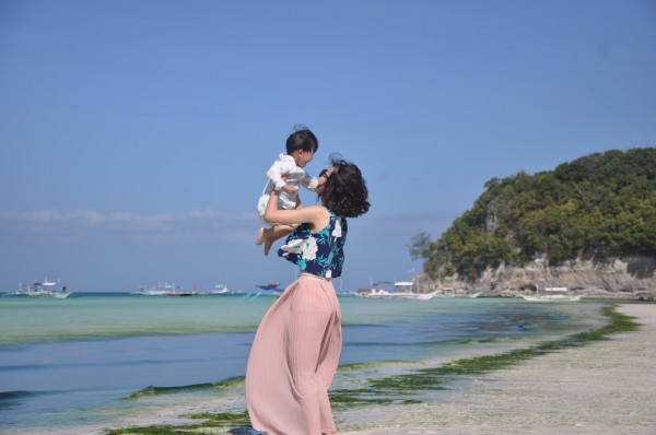 陪着米宝一起旅行#菲律宾长滩岛五日亲子自由