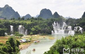 【巴马图片】走遍广西23天(下)——德天大瀑布、通灵大峡谷、靖西、乐业、巴马、红水河、七百弄、上林、三里洋渡