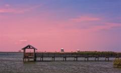 美国第三海岸线-德克萨斯 与众不同的海浪沙滩