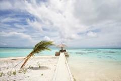 在马尔代夫CANAREEF(星宇之岛),与星空不期而遇