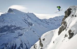 瑞士娱乐-瑞士铁力士山滑雪场