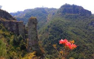 【天台图片】我们站在高高的山岗上——天台千丈岩穿越