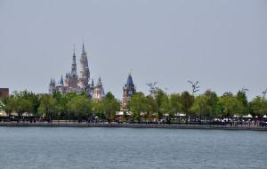 【上海迪士尼度假区图片】闲逛迪斯尼小镇,暴走星愿公园