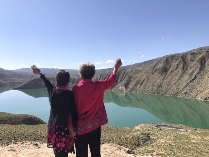 大峡谷~龙羊峡水库~龙羊峡水电站~土林国家地质公园~海南~西宁.