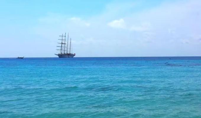 36顶 泰国十大海岛:加勒比蓝色的洛克岛~丽贝岛~苏梅岛~斯米兰群岛