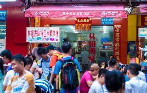 三亚美食-林姐香味海鲜(第一市场总店)