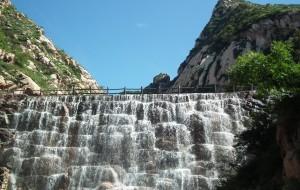【永济图片】永济神潭大峡谷,美食与风景都不可辜负
