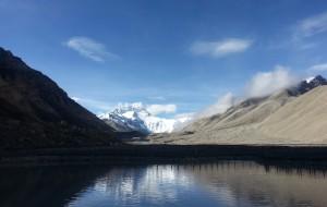 【珠穆朗玛峰图片】2016 西藏行(十五)珠峰大本营 -- 日喀则(阿里行7)