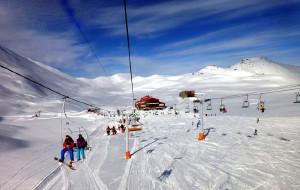 伊朗娱乐-Tuchal滑雪场