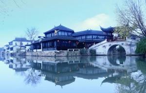 【阳山图片】穿越千年,寻梦江南。  张家港凤凰之 恬庄古街