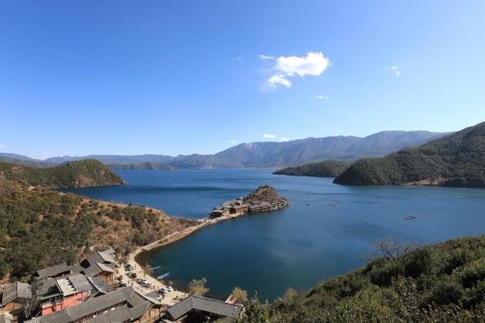 西洋泸沽湖云南大理自驾游,泸沽湖旅游攻略-马蜂窝丽江岛旅游攻略图片