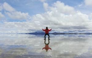【玻利维亚图片】梦之所向-天空之镜