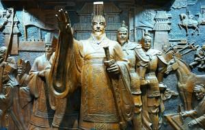 【咸阳图片】诗游中国之丁酉腊月下乡赶集取道汉武帝茂陵重游记