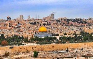 【以色列图片】以色列,永恒的传奇——一次撞上枪口的旅行