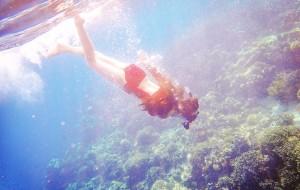 【巴拉望图片】【笑妍日记之巴拉望——陪你化作鱼,潜入深海里】带着75岁外婆去潜水