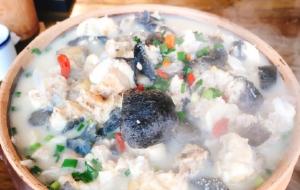 张家界美食-印象鲵宴